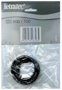 Tetratec EX O-Rings 400/600/700 - uszczelka głowicy filtra
