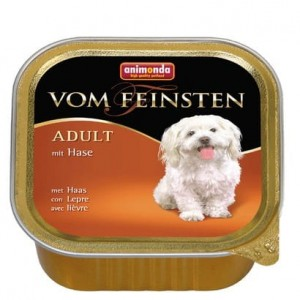Animonda vom Feinsten Dog Adult Królik tacka 150g