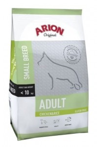 Arion Original Adult Small Chicken & Rice 3kg