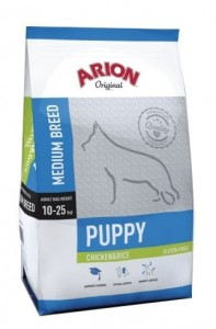 Arion Original Puppy Medium Chicken & Rice 3kg