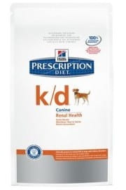 Hill's Prescription Diet k/d Canine 5kg