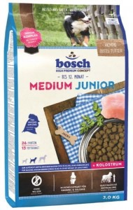 Bosch Medium Junior Breed 3kg