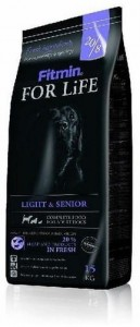 Fitmin Dog For Life Light & Senior 3kg