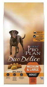 Purina Pro Plan Duo Delice Adult Medium & Large Wołowina & Ryż 10kg