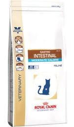 Royal Canin Veterinary Diet Feline Gastrointestinal Moderate Calorie 400g