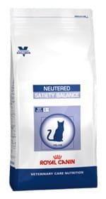 Royal Canin Veterinary Care Nutrition Neutered Satiety Balance 3,5kg