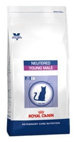 Royal Canin Veterinary Care Nutrition Neutered Young Male 10kg