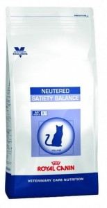 Royal Canin Veterinary Care Nutrition Neutered Satiety Balance 12kg