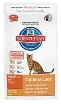 Hill's Science Plan Feline Adult Chicken 15kg