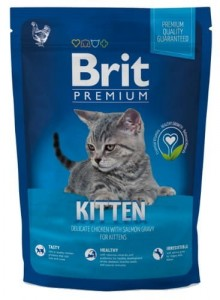 Brit Premium Cat New Kitten 1,5kg