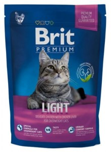 Brit Premium Cat New Light 1,5kg