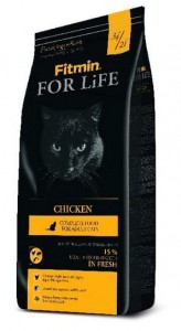 Fitmin Cat For Life Chicken 400g
