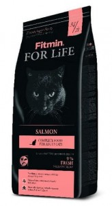 Fitmin Cat For Life Salmon 1,8kg