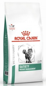 Royal Canin Veterinary Diet Feline Satiety Weight Management 400g
