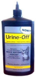 Urine Off Cat & Kitten Formula - do usuwania plam moczu 946ml