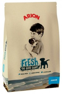Arion Fresh Junior 3kg